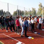 Športovo-pohybový deň na SŠ Alejová v Košiciach