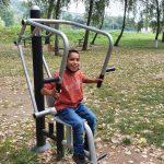 Športové aktivity v ŠKD – Fit park pri jazere