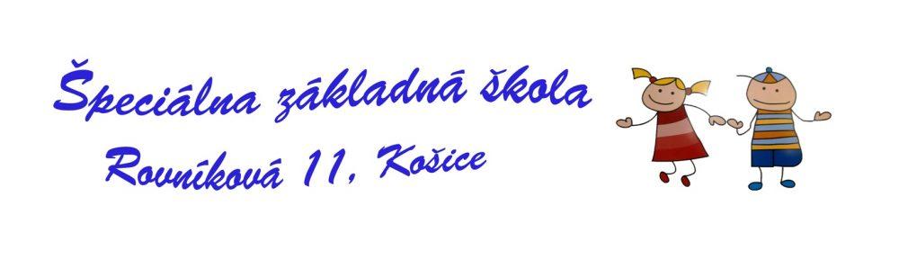 Špeciálna základná škola, Rovníková 11, Košice